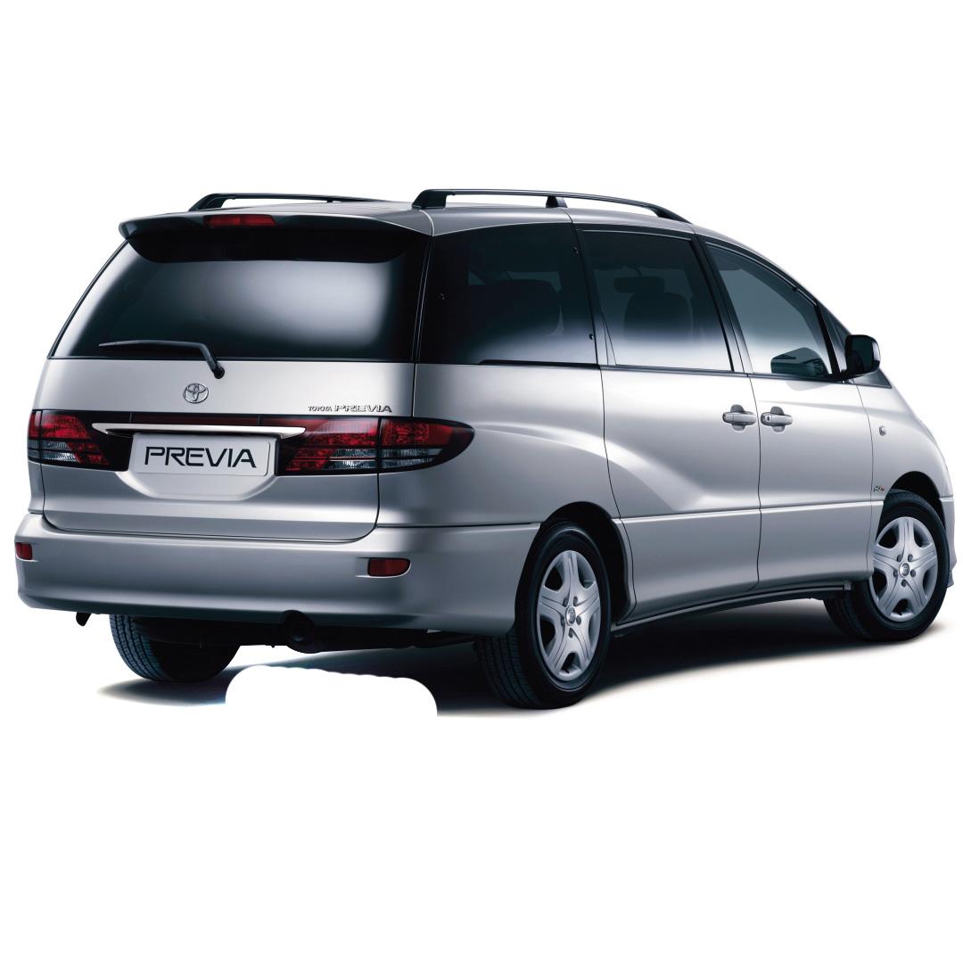 Toyota Previa Car Mats