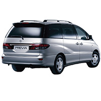 Toyota Previa Car Mats (All Models)