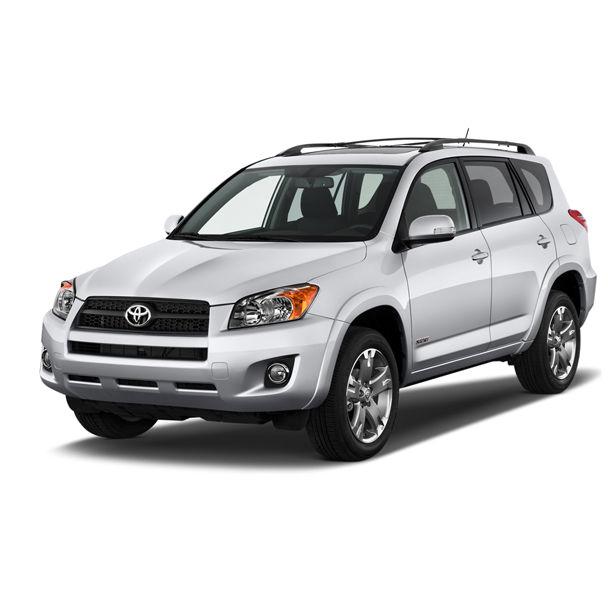 Toyota RAV 4 Boot Liners (2005-2012)