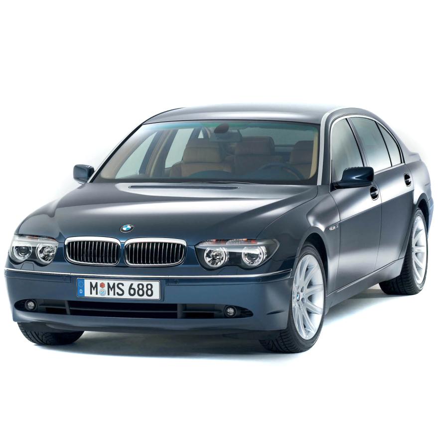BMW 7 Series (E65 & E66) 2002-2009
