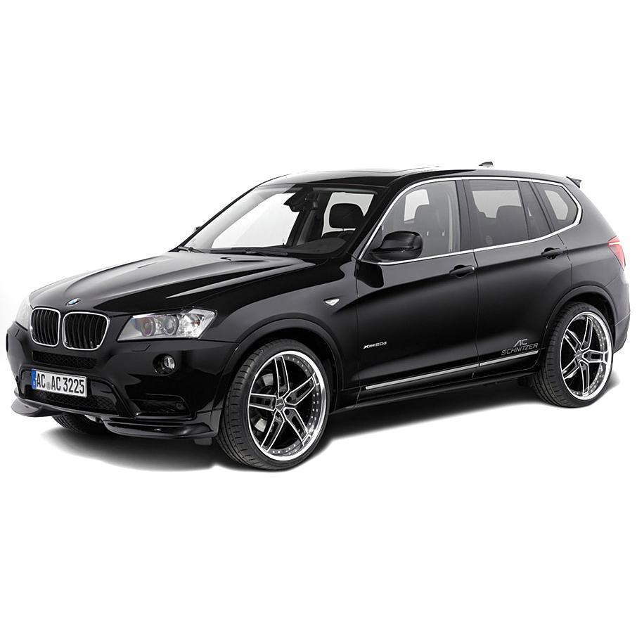 BMW X3 2004-2010