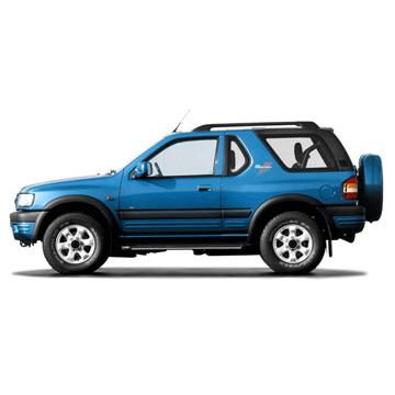 Vauxhall Frontera SWB 1998-2004