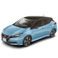 Nissan Leaf 2018 Onwards