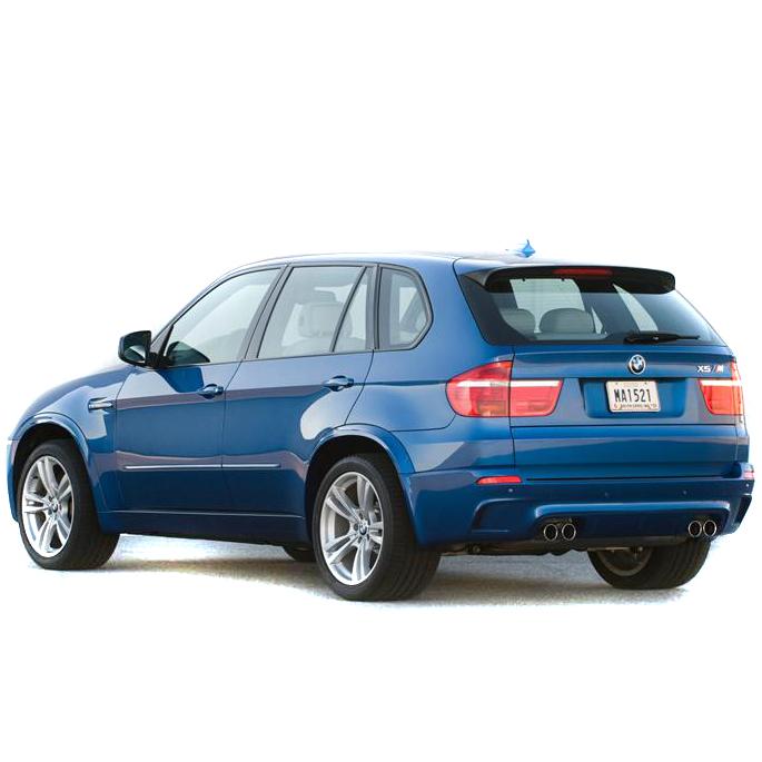 BMW X5 4x4 2007-2013