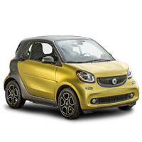 Smart Car Fortwo Coupe 2015 Onwards