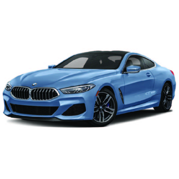 BMW 8 Series Coupe (G15) 2018 Onwards