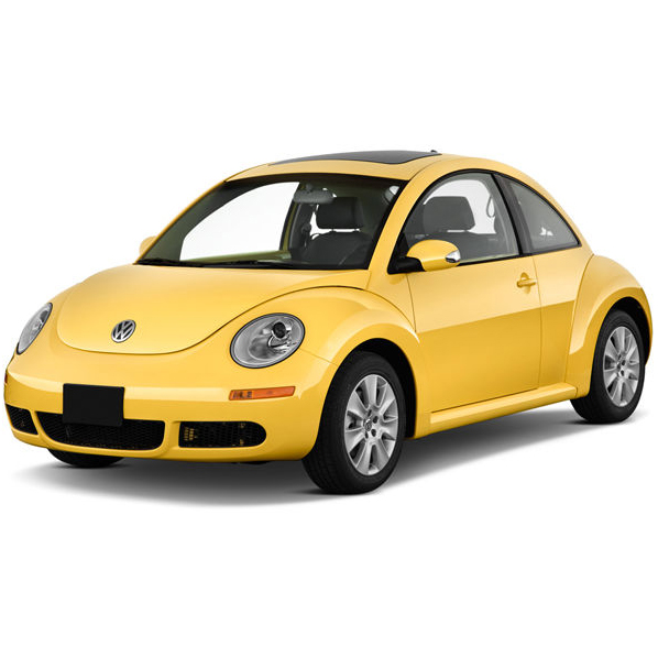 VW Beetle (LHD) 1999 Onwards