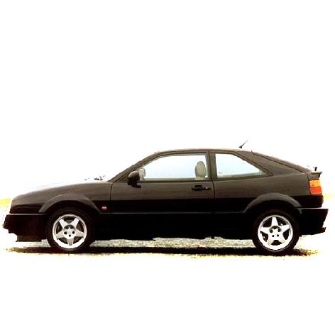 VW Corrado Car Mats