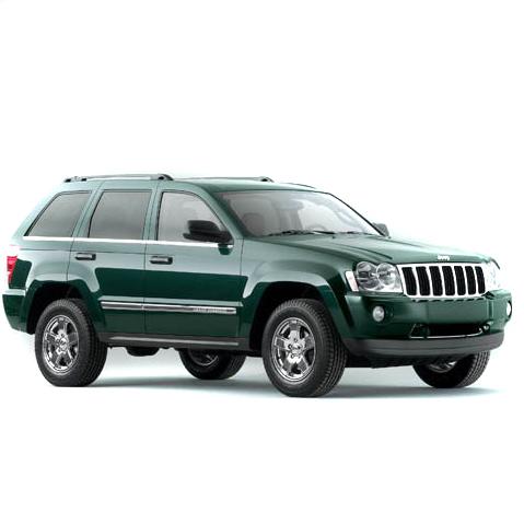 Jeep Cherokee 2002-2007