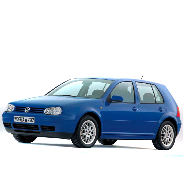 VW Golf Mk4 Boot Liners (1997 - 2003)