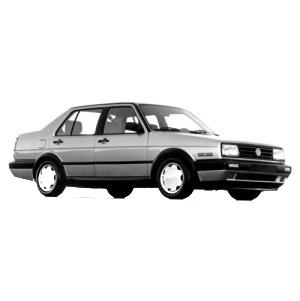 VW Jetta Mk2 1984-1992