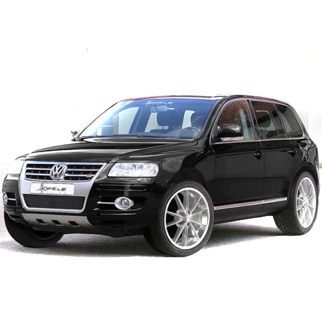 VW Touareg (1st Gen) 2003-2007