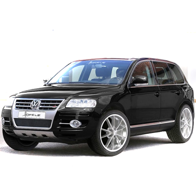 VW Touareg Boot Liners (2003-2010)
