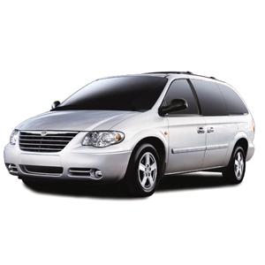 Chrysler Voyager (LWB & SWB) MPV 2001-2003