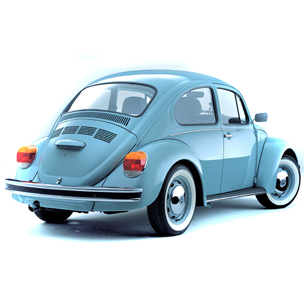 VW Beetle Mexican (LHD) Pre 1997