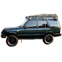 Land Rover Discovery MPV 1989-1995