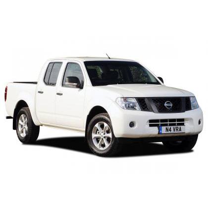 Nissan Navara 2010 to 2016