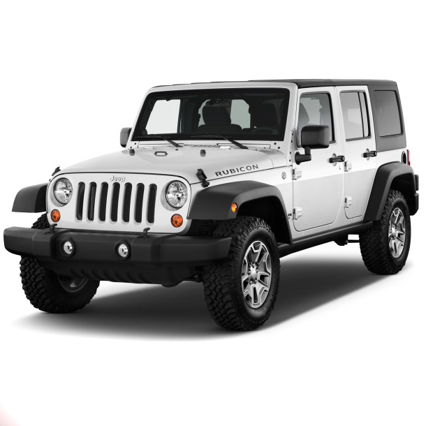 Jeep Wrangler (4 door) 2007 - 2014
