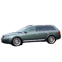 Audi A6 Allroad (first gen. C5) 1999-2005