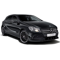 Mercedes A-Class Boot Liners