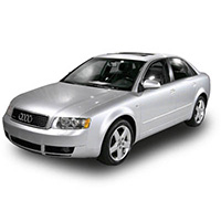 Audi A4 Boot Liners (All Models) (2001-2008)
