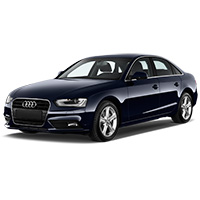 Audi A4 Boot Liners (All Models) (2015 Onwards)