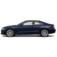 Audi A5 Coupe Boot Liners (2016 Onwards)