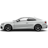 Audi A5 Coupe Boot Liners (2007-2016)