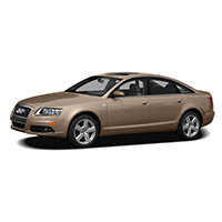 Audi A6 Boot Liners (All Models) (2005-2011)