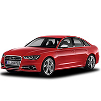 Audi A6 Boot Liners (All Models) (2011-2017)