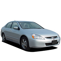 Honda Accord Boot Liner (2003-2008)
