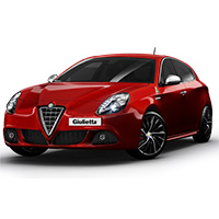 Alfa Romeo Giulietta Automatic 2014-Onwards
