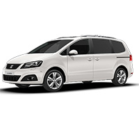 Seat Alhambra Boot Liners