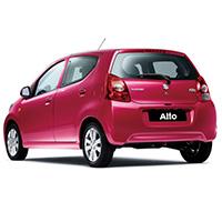 Suzuki Alto Boot Liner (2010 Onwards)