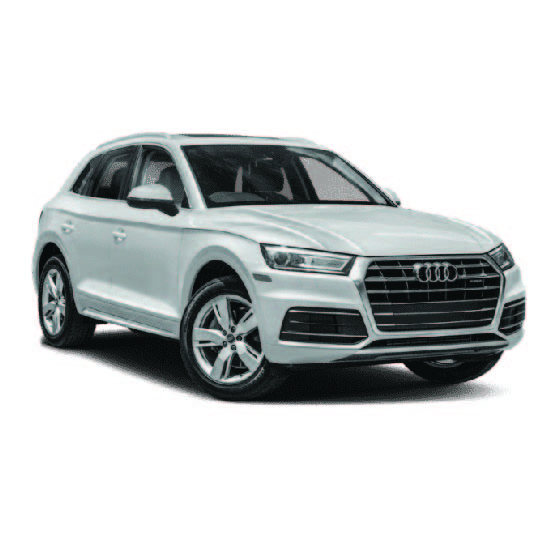 Audi Q5 Car Mats 2017 Onwards