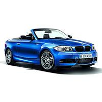 BMW 1 Series Convertible 2007 - 2014
