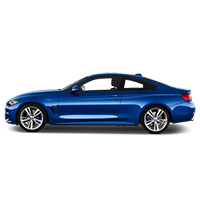 BMW 4 Series Coupe 2013 - 2020 Car Mats