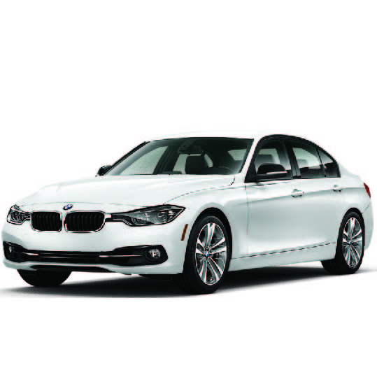 BMW 3 Series Boot Liners (All Models) (2018 Onwards)