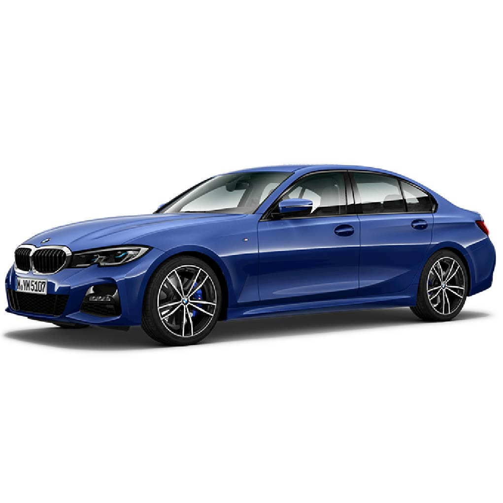 BMW 3 Series Boot Liners G20 Saloon (2018 Onwards)