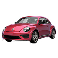VW Beetle Car Mats (All Models)