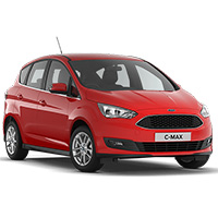 Ford C-Max Boot Liners