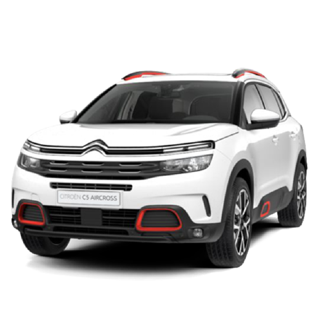 Citroen C5 Aircross Boot Liners 2017 Onwards