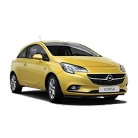 Vauxhall Corsa E 2015 Onwards