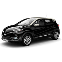 Renault Captur Boot Liner (2013 - 2020)