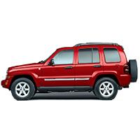 Jeep Cherokee Boot Liner (2004-2008)