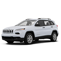 Jeep Cherokee Boot Liner (2014 Onwards)