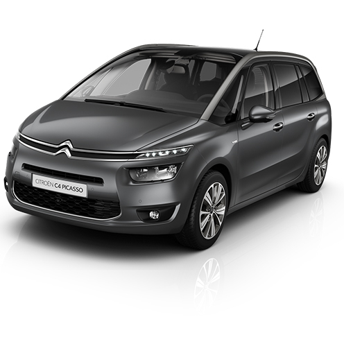 Citroen C4 Grand Picasso Boot Liners (All Models)