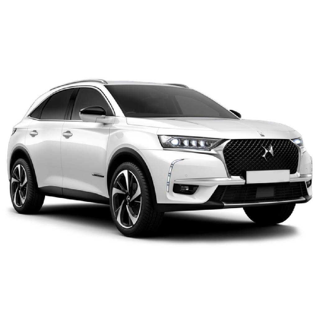 Citroen DS7 Crossback Boot Liners (2018 Onwards)