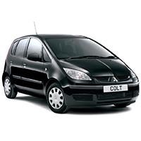 Mitsubishi Colt Boot Liner (2004-2009)
