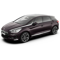 Citroen DS5 Boot Liners (All Models) (2012 Onwards)